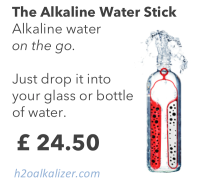 Alkaline Water Stick UK